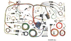 Aaw Mopar 70 74 Challenger Barracuda Wire Harness 510289