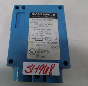 Micro Switch Photoelectric Sensor Fe mls10s a16a