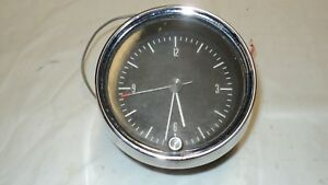 Automotive Clock Gm Large Diameter