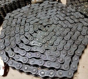 100 Riveted Roller Chain 260 Long