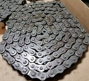 100 Riveted Roller Chain 200 Long