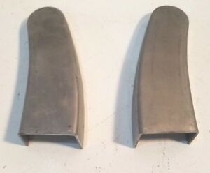 Ford Model A Front Frame Horn Extension Set 1928 1931