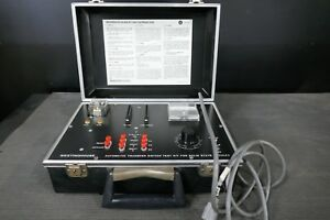 Portable Westinghouse Automatic Transfer Switch Test Kit For Solid State Modules