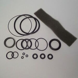 Air Motor Seal Kit Without Toggle Plate For Balcrank Reference 900026x