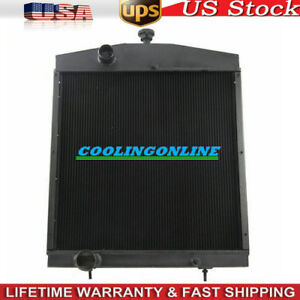 Case Tractor Radiator 2390 2394 2590 2594 3294 3394 3594 A184364 a184365 a147139