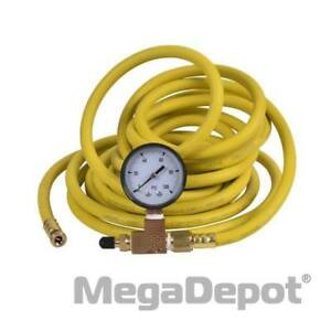 Cherne 274238 20ft 3 16 Id Extension Hose With Gauge