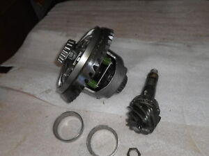 Chevelle Ss 12 Bolt Posi 4 56 Ring And Pinion With 4 Series Carrier Original Gm