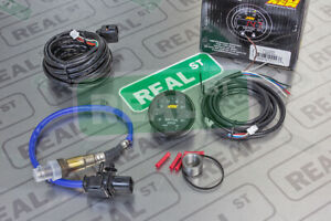 Aem X Series Wideband Gauge A F Af O2 Air Fuel Ratio Comes With Sensor 30 0300