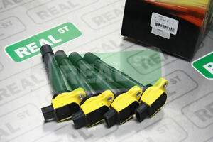 Accel Ignition Coil Supercoil Rsx 02 06 Accord 03 06 Civic Si 02 04 40311 4