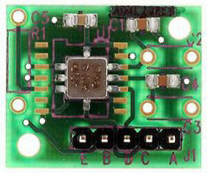 Adxl213 Accelerometer Sensor Evaluation Board 1 2g Dual Axis Eval Qty 1