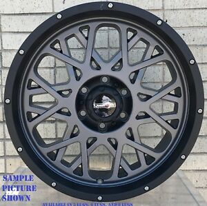 4 New 20 Wheels Rims For Ford F150 Expedition Raptor 6 Lug 27134