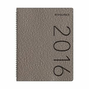 At a glance Weekly And Monthly Planner 2016 Contemporary Wire Bound 8 25 X