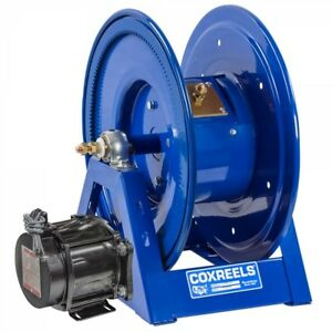 Coxreels 1125wcl 6 c Hand Crank Welding Cable Reel Up To 2awgx300ft No Cable
