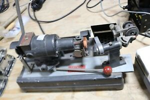 Dumore Model 21 011 Drill Point Cutter Grinder Machine