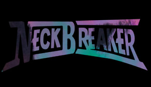 Neck Breaker Decal Sticker Illest Lowered Jdm Toyota Stance Low Drift Slammed