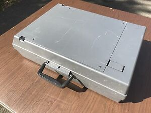 3m 2000 series 2000ag Foldable Briefcase Overhead Projector Brand New Tested