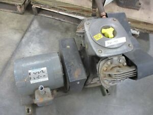 Atlas Copco Air Compressor Le 6 10 Bar Max 1800rpm Max 3hp Used