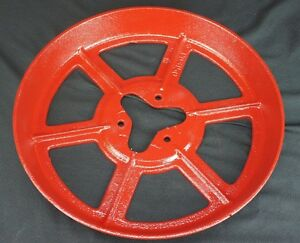Ih Mccormick Farmall Super A 178 180 100 130 140 Runner Planter Press Wheel Half