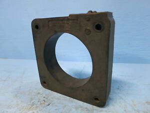 General Electric 837x69 Type Jah 0 Ct Current Transformer Ratio 3000 5 Amp Ge 5a
