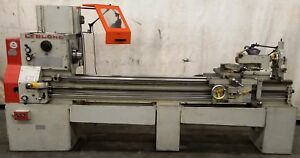 Leblond Regal Lathe 6e938 Chuck 16 Length Of Bed 70 Thru Hole 2