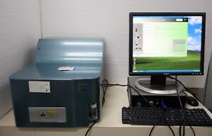 Millipore Guava Pca 96 Benchtop Flow Cytometer Cytometry System W Pc
