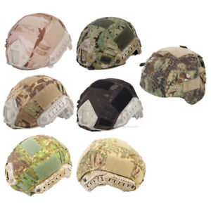 EMERSON Airsoft Military Army Tactical Helmet Cover Camouflage for Fast BJ PJ MH