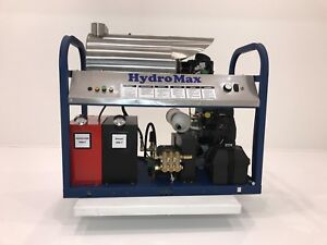 Hot cold Water Pressure Washer 5gpm 4000psi new