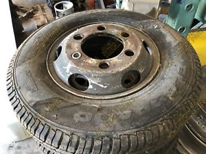 Used Truck Tires And Rims El Dorado Sport Fury Lt215 85r16 6 Available