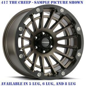 4 New 20 Wheels Rims For Lincoln Mark Lt Navigator 6 Lug 27184