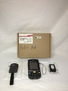 Motorola Symbol Mc7090 Pc Wireless Handheld Barcode Scanner W battery