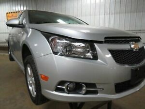 2012 Chevy Cruze Manual Transmission