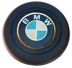 Bmw Emblem Oba Sports Steering Wheel Replacement Horn Button