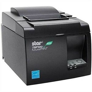 Star Micronics Tsp143iiu Gry Us Eco friendly Receipt Printer