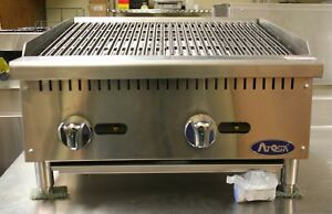 New Atosa 24 Commercial Charbroiler Atrc 24
