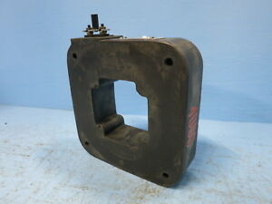 General Electric 750x31g3 Type Jcd 0 Ct Current Transformer Ratio 4000 5 Amp Ge