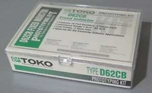 Toko D62cb Fixed Inductor Prototyping Kit