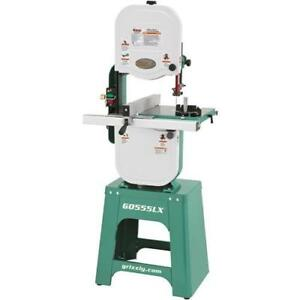 G0555lx 14 Deluxe Bandsaw