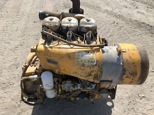 Deutz F3l912 Engine Good Tested Runner 40kw 54 5hp Tractor Compressor Pump