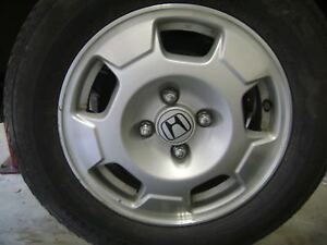 Wheel Rim Without Tire Honda Civic 03 04 05 Oem