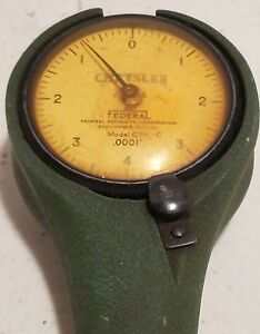 Federal Chrysler Bore Gauge C1k c