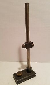Vintage Machinist Indicator Stand Base