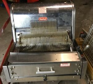 Berkel Countertop Bread Slicer Commercial Slicing Machine