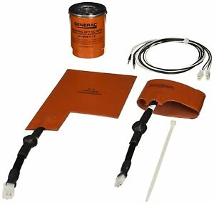 Generac 6212 Cold Weather Kit For Air cooled Home Standby Generators By