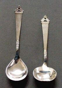 Two European 830 Silver Serving Pieces