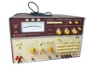 Sound Technology 1710a Distortion Measurement System