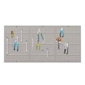 Metal Wall Pegboard Hooks Hangers 3pcs Pegboard Combination Frontier Quality