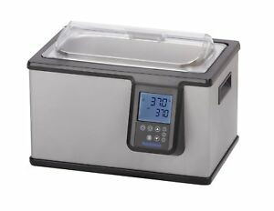 2l Shallow Digital General Purpose Water Bath 120v 60hz