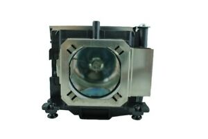 Oem Bulb With Housing For Elmo Poa lmp132 Projector With 180 Day Warranty