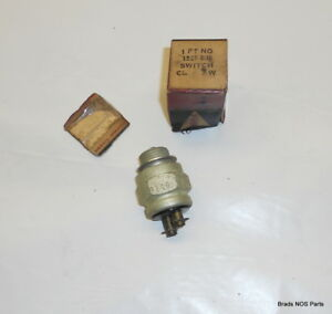 Nos Mopar 1953 54 Plymouth Dodge Desoto Chrysler Back up Neutral Switch 1527835