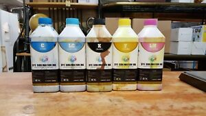 Dye Sublimation Ink For Any Epson Printer 1000 Ml